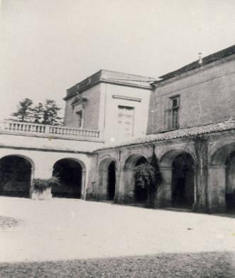 L 39 abbaye de hautefontaine dans les ann es 1950 for 60350 haute fontaine